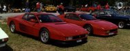 50th Ferrari anniversary during GP de l'�ge d'OR 1997